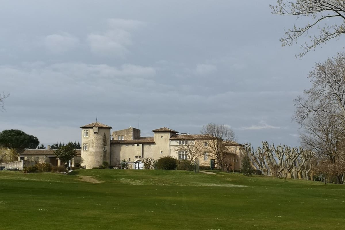 Sortie au golf de la Valdaine